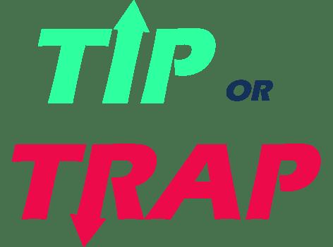 Tip or Trap logo